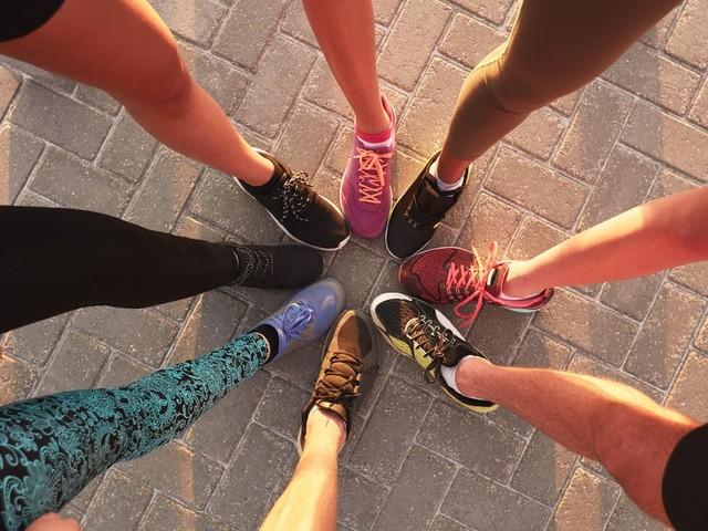 Beste Laufschuhe: Das passende Schuhwerk beim Laufen