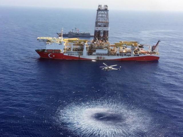 Streit um Gas im östlichen Mittelmeer: EU droht der Türkei