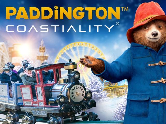 Neue Virtual-Reality-Fahrt mit Paddington Bär im Europa-Park wird interaktiv