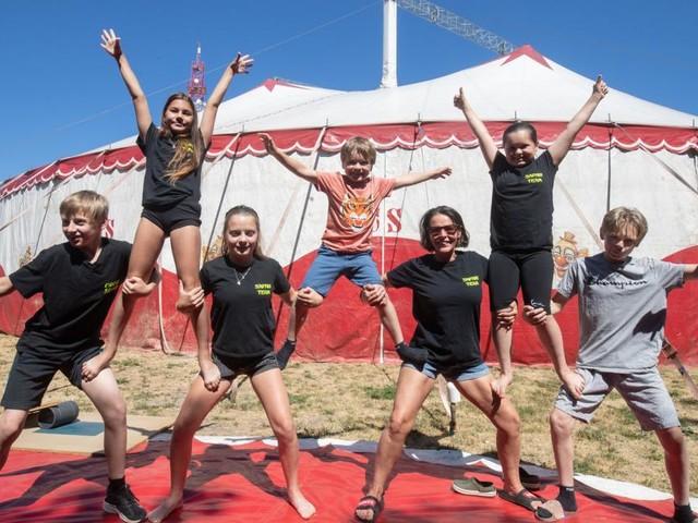 Zirkus Safari in Favoriten: Akrobaten ohne soziales Netz