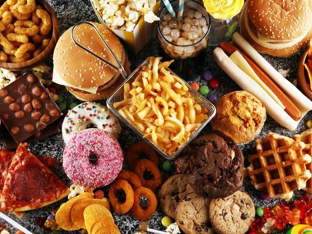 Ernährung: Stresslinderung kann den Fast-Food-Konsum senken