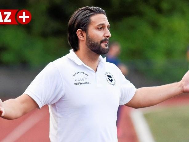 Fußball Landesliga: Bei Blau-Weiß Mintard stellt sich nun die Charakterfrage