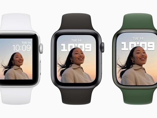 Apple Watch Series 7 vorgestellt