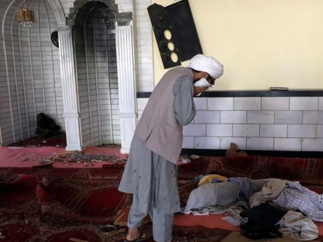 Terrororganisation: IS reklamiert Angriff auf Moschee in Afghanistan für sich