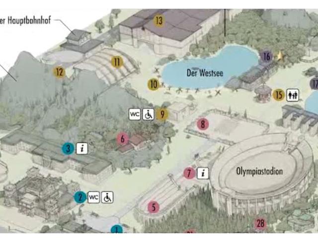 """Neuer """"Reichspark"""" in Brandenburg? Böhmermann inszeniert Bau eines makaberen NS-Freizeitparks"""