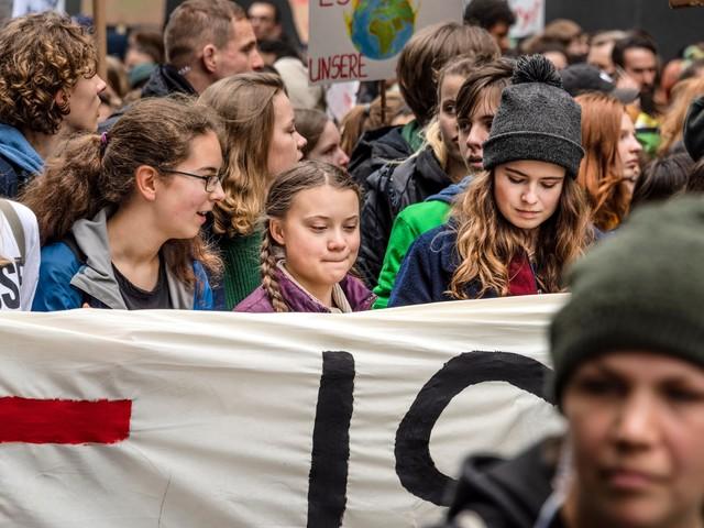 Fridays for Future macht wieder mobil: Greta Thunberg kommt nach Berlin – Lehrerverband kritisiert streikende Schüler