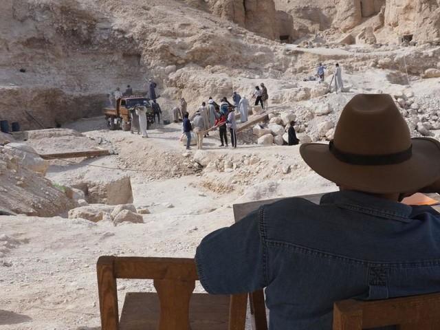 Auf der Suche nach dem verschollenen Grab von Tutanchamuns Frau