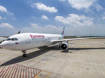 Eurowings Von Dus Nach Las Vegas Und Newark Reisen Anygatorcom