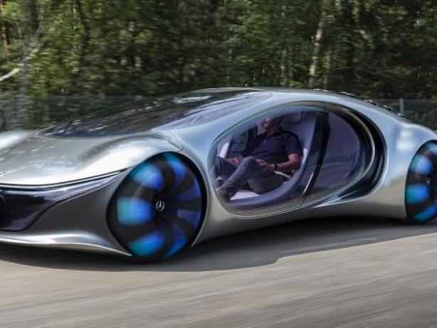 Fahrbericht: Wie weit ist der Mercedes Vision AVTR seiner Zeit voraus?