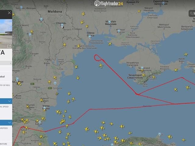 US-Spionagedrohnen an der russischen Küste