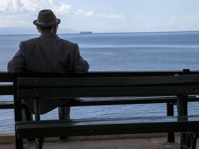 Überalterte Bevölkerung: Die Griechen werden grau