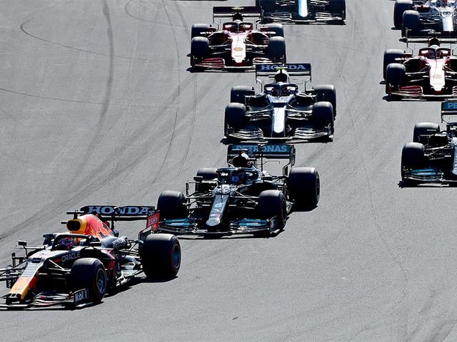 Formel 1: Formel 1 heute live: Sprintqualifying beim GP in ...
