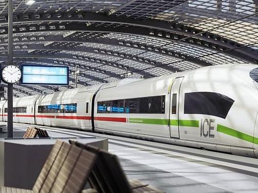 Deutsche Bahn: Neuer ICE mit verbessertem Mobilfunkempfang