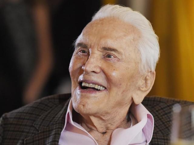 Kirk Douglas: Hollywood-Urgestein wird 102