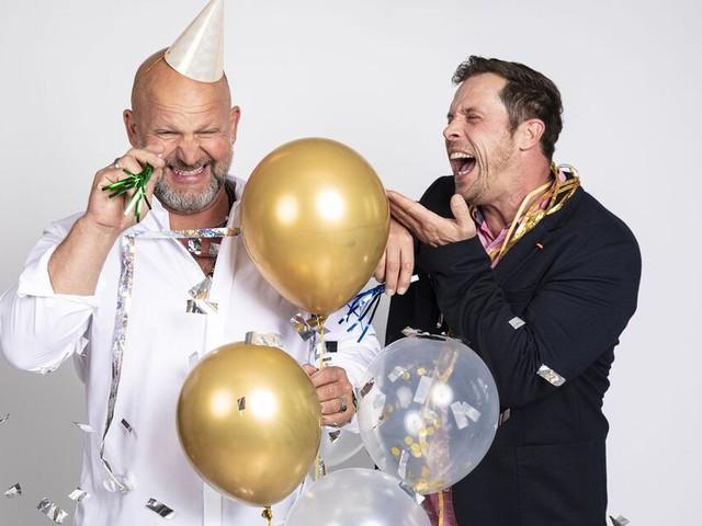 """Schuss auf der Hochzeit von Joe und Paula: """"Megaspektakulärer"""" BTN-Dreh"""