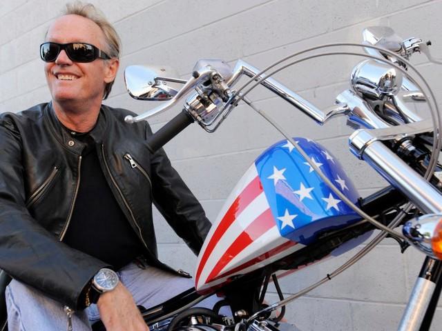 """""""Easy Rider""""-Star Peter Fonda mit 79 Jahren gestorben"""