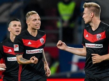 Zweite Liga: Düsseldorf marschiert, Ingolstadt klettert