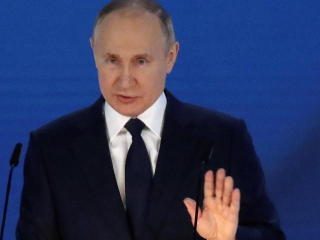 Putin besiegelt Ausstieg aus Rüstungsabkommen mit den USA