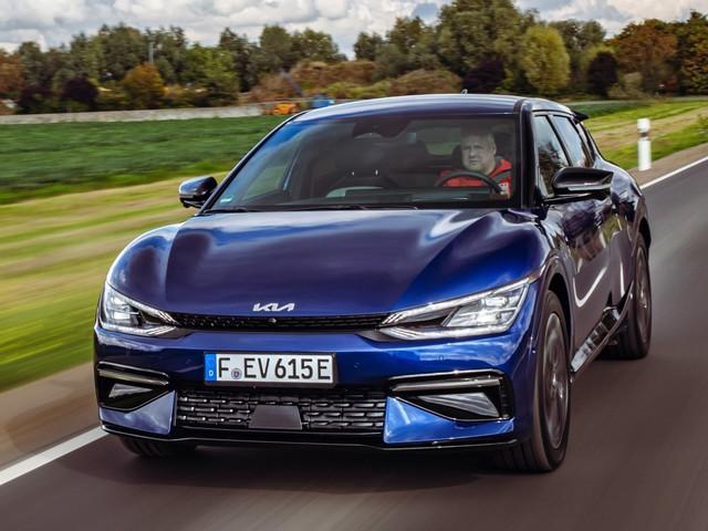 Kia EV6: Test, Motor, Preis, Reichweite, Akku Kia macht's wie Porsche: Der neue EV6 ist blitzschnell geladen