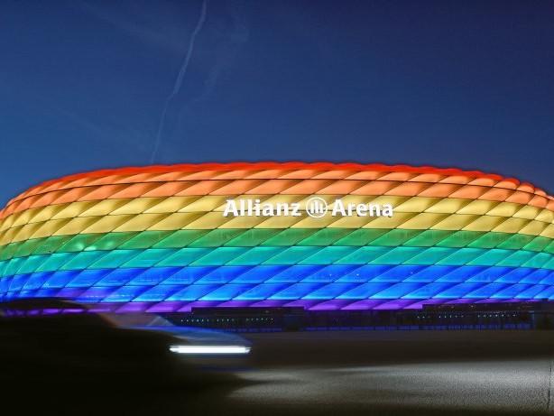 Kommentar: Debatte um Uefa-Entscheidung: Ein Regenbogen reicht nicht