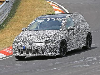 VW Golf 8 GTI (2020): Sound, Bilder, verzögert, Motor, Preis Erste Bilder vom neuen GTI