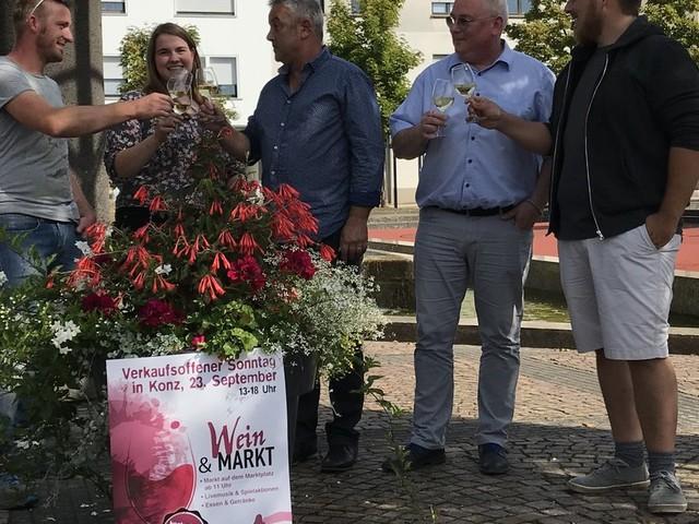 Herbstmarkt in Konz abgesagt, verkaufsoffener Sonntag läuft