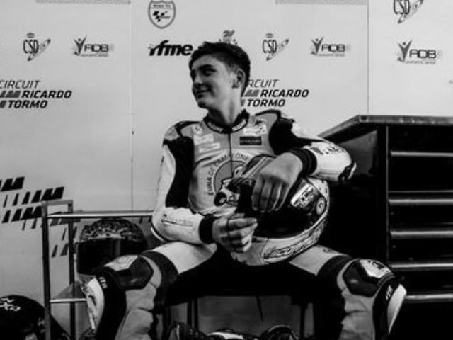 Nach Unfall überfahren: 14-jähriger Motorradfahrer stirbt bei Rennen