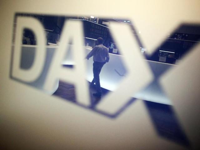 Börse in Frankfurt: Dax vor US-Zinsentscheidung mit Verlusten