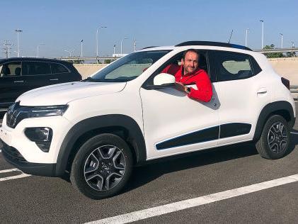 Renault City K-ZE (2019): Test, Preis, PS, Innenraum Renaults E-SUV für unter 20.000 Euro