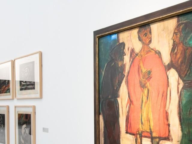 Kultur: Museum Ostwall beherbergt neues Meisterwerk von Christian Rohlfs