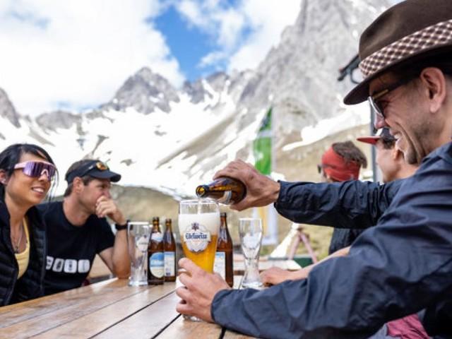 Genieße ein Stück Österreich mit Edelweiss Weizenbier
