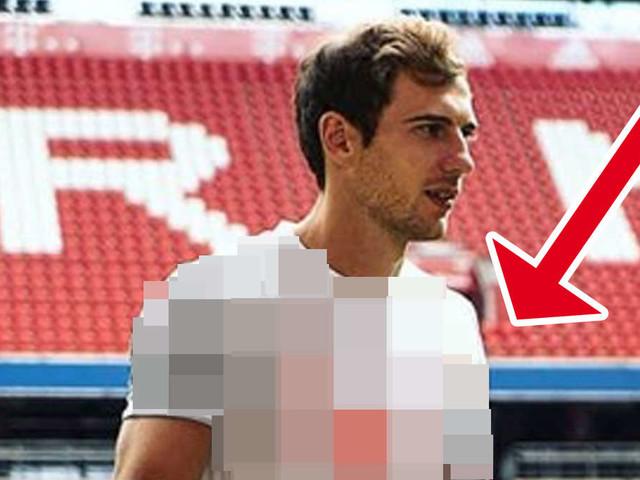 FC Bayern: Graue Maus in der Bundesliga? Bilder von neuen Auswärtstrikots aufgetaucht