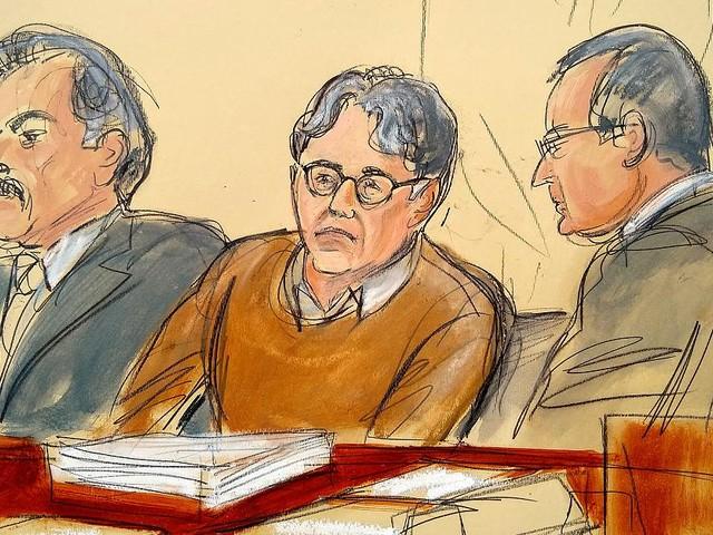 Prozess in New York - Sexhandel, Zwangsarbeit, Erniedrigung: Raniere wegen sexueller Ausbeutung verurteilt