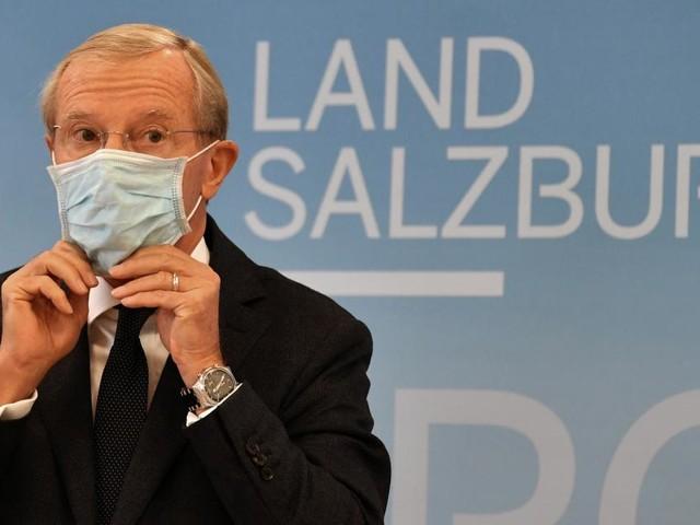 Haslauer warnt vor Überlastung der Spitäler: In Salzburg demnächst möglich