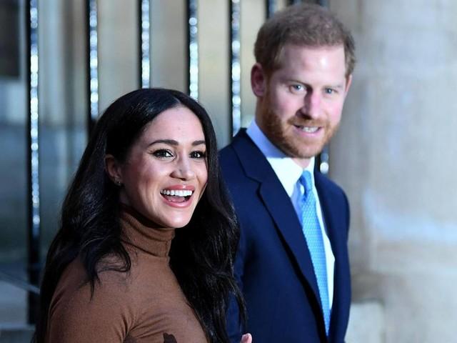 Herzogin Meghan + Prinz Harry: Enthüllt: Vor diesem Foto lagen dramatische Tage und Stunden