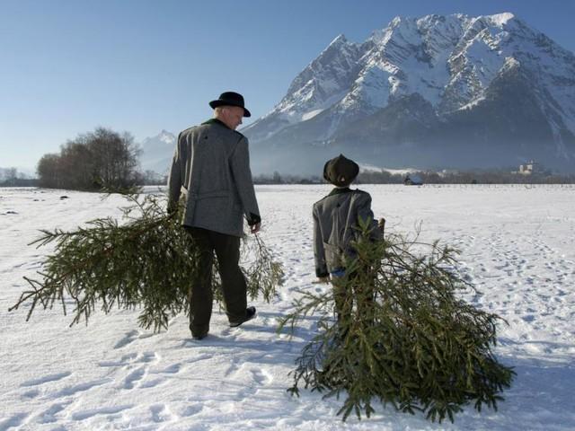 Wo ist wirklich Weihnachten? Eine literarische Reise