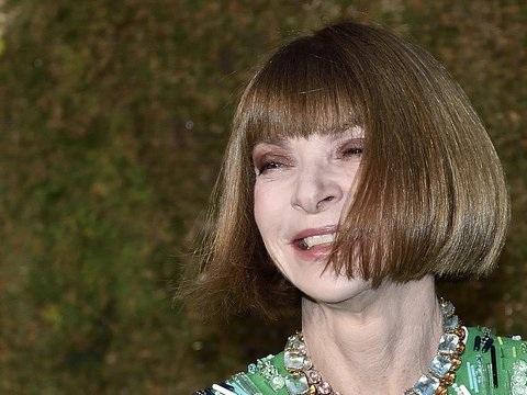 """""""Vogue""""-Chefin: Anna Wintour bewundert Merkel für ihren Stil"""