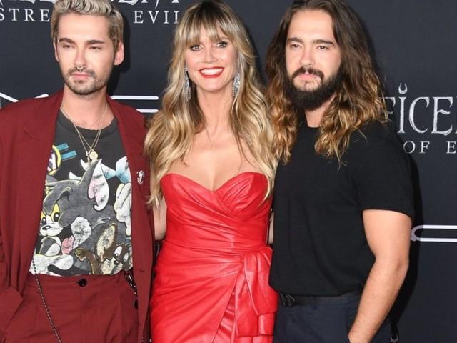Heidi Klum und Bill Kaulitz: Wer hat den schöneren Hintern?