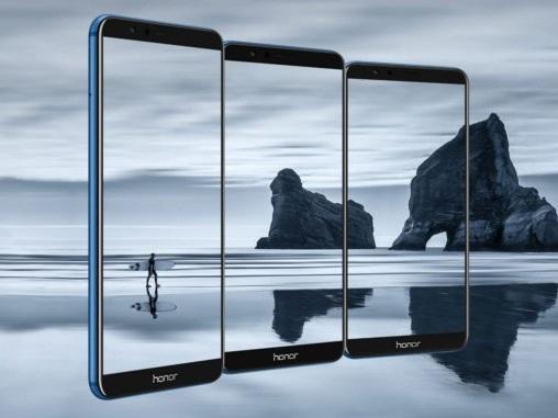 Honor 7X: Mittelklasse-Smartphone mit 18:9-Display kommt nach Deutschland