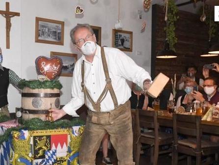 """""""Ozapft"""" wird auch ohne Oktoberfest - """"kastrierte Wiesn"""""""