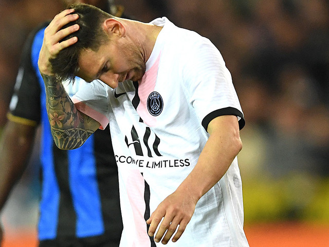 Ligue 1: Sturm-Legende: PSG ist mit Messi schwächer