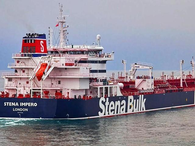 Iran stoppt britischen Öltanker in der Straße von Hormus