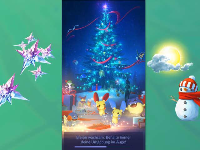 Pokémon GO Update: APK verrät neue Items, Attacken, Wetter-Details und mehr
