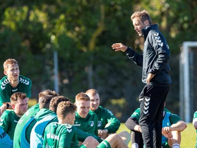 """Trainer-Legionär Rolf Landerl: """"Das war tragisch und kurios"""""""
