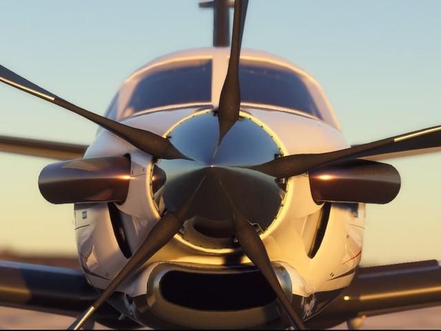 Microsoft Flight Simulator ist ein Beweis für das PC-Engagement von Microsoft; zwei Petabyte Geo-Daten