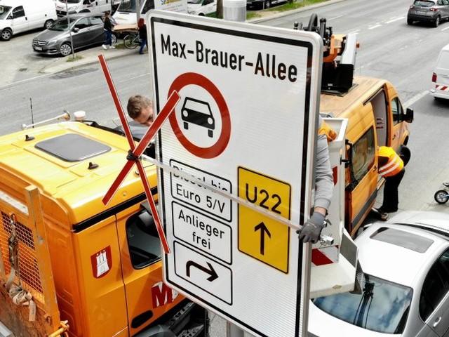 Dieselskandal: Was andere Städte von Hamburgs Fahrverbot lernen können