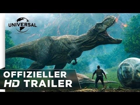 """Das Leben findet einen Weg: Der erste Trailer zu """"Jurassic World: Das gefallene Königreich"""" ist da!"""
