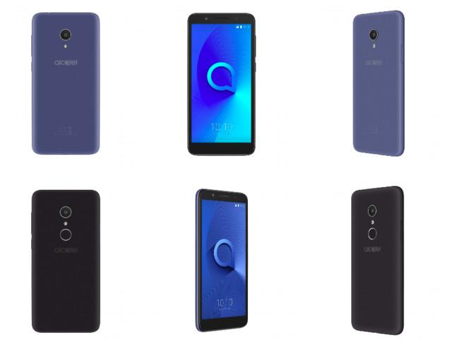 Alcatel 1X: Das erste Android Go Smartphone