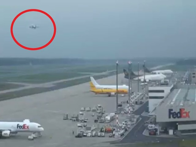 Nach Start in München - Lufthansa-Odyssee: Video zeigt Maschine im Tiefflug über Köln - Landung in Frankfurt