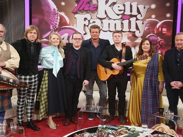 "TV-Kolumne ""40 Jahre The Kelly Family"" - ""Nicht verziehen"": Jimmy Kelly lästert bei RTL über Stefan Raab"